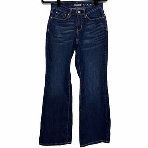 Signature by Levi Strauss Curvy Boot Cut Jeans